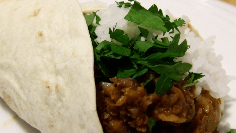 Chili Bill – Tortilla z sosem Dziki Bill